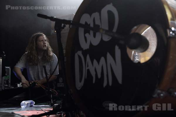 GOD DAMN - 2016-10-06 - PARIS - La Maroquinerie