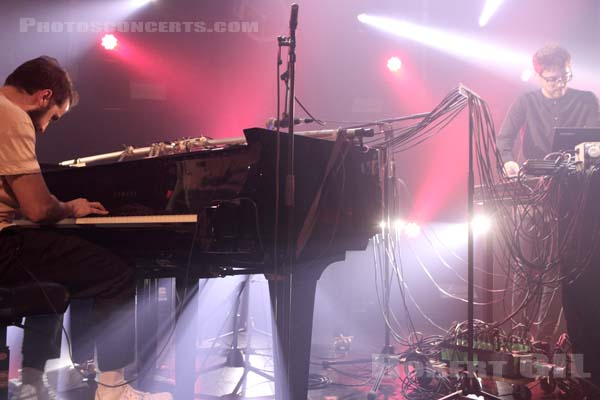 GRANDBROTHERS - 2016-04-17 - PARIS - Gaite Lyrique