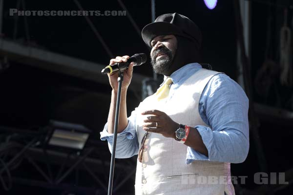 GREGORY PORTER - 2016-08-28 - SAINT CLOUD - Domaine National - Scene de la Cascade