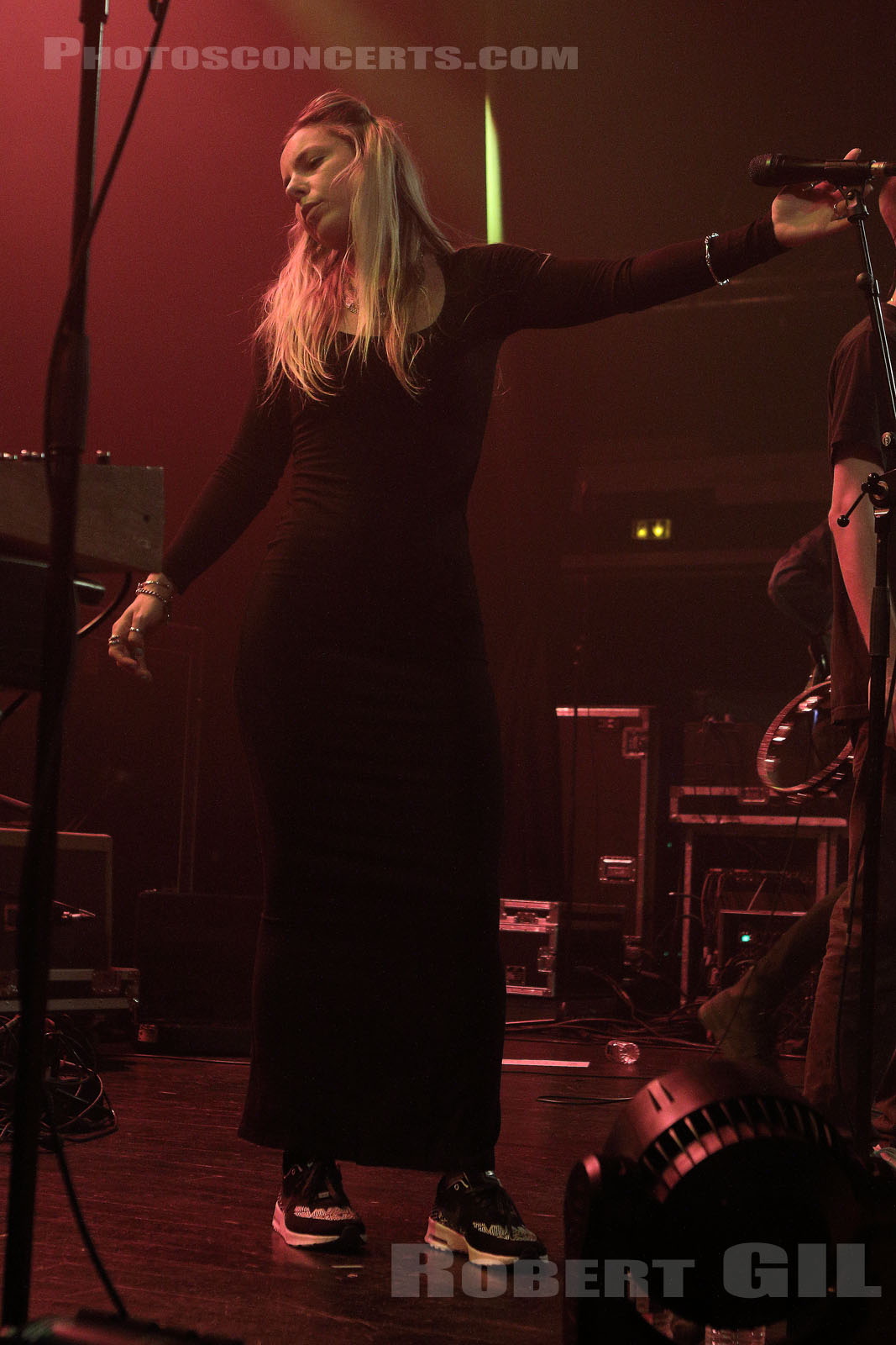 HAELOS - 2017-09-05 - PARIS - Le Trianon