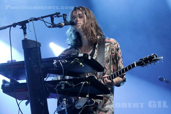HALF MOON RUN - 2016-08-27 - SAINT CLOUD - Domaine National - Scene Pression Live