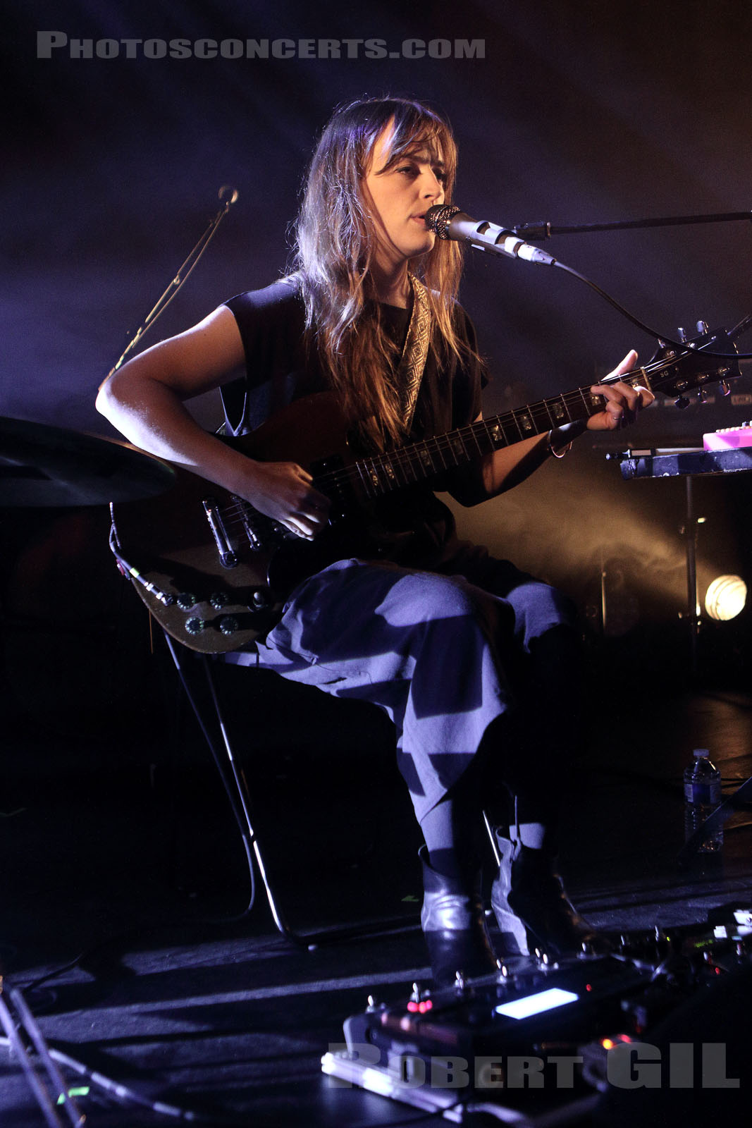 HEATHER WOODS BRODERICK - 2016-11-03 - PARIS - Flow