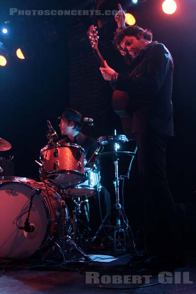 HEAVY TRASH - 2015-02-27 - PARIS - La Maroquinerie