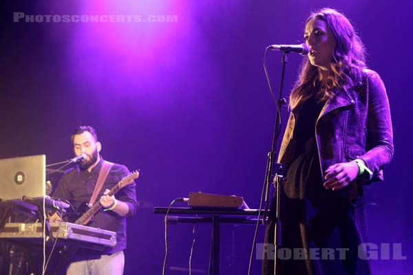 HOLLYDAYS - 2016-01-26 - PARIS - La Cigale
