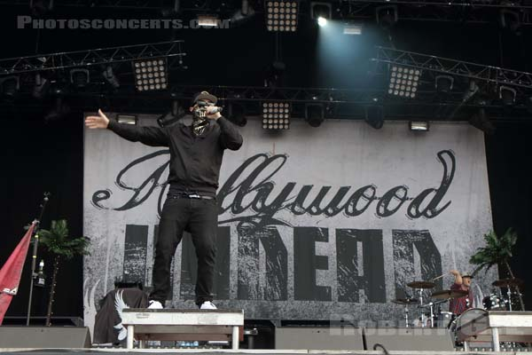 HOLLYWOOD UNDEAD - 2018-06-16 - BRETIGNY-SUR-ORGE - Base Aerienne 217 - Main Stage