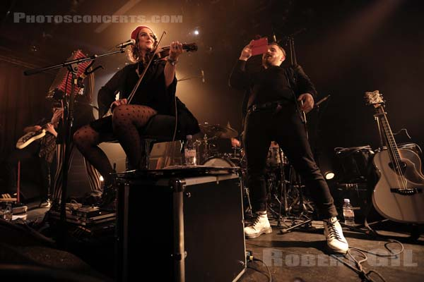 HOLY MOLY AND THE CRACKERS - 2019-03-26 - PARIS - La Maroquinerie