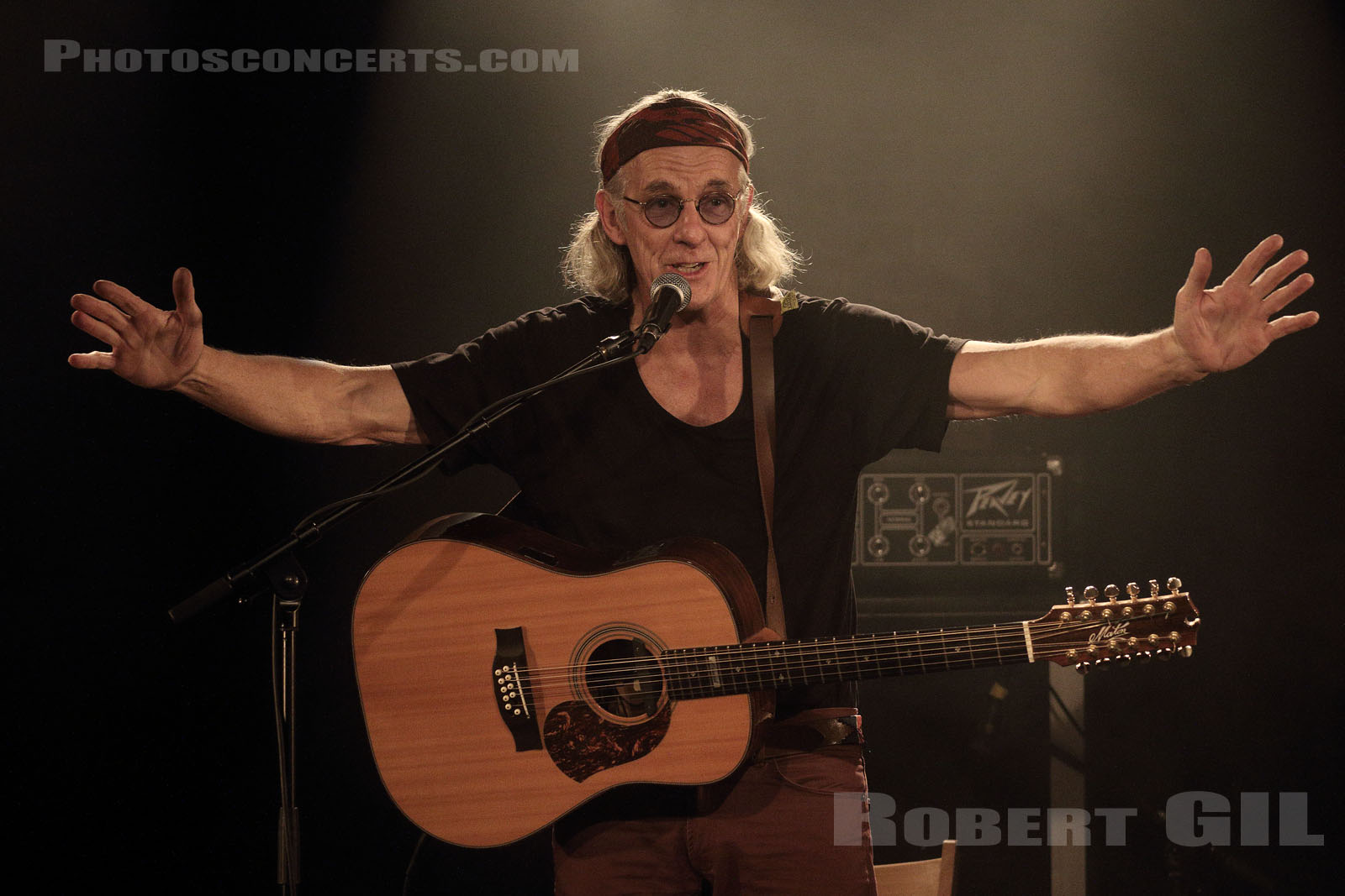 HOWARD EYNON - 2015-12-18 - PARIS - La Maroquinerie