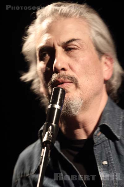HOWE GELB - 2015-01-22 - PARIS - Point Ephemere