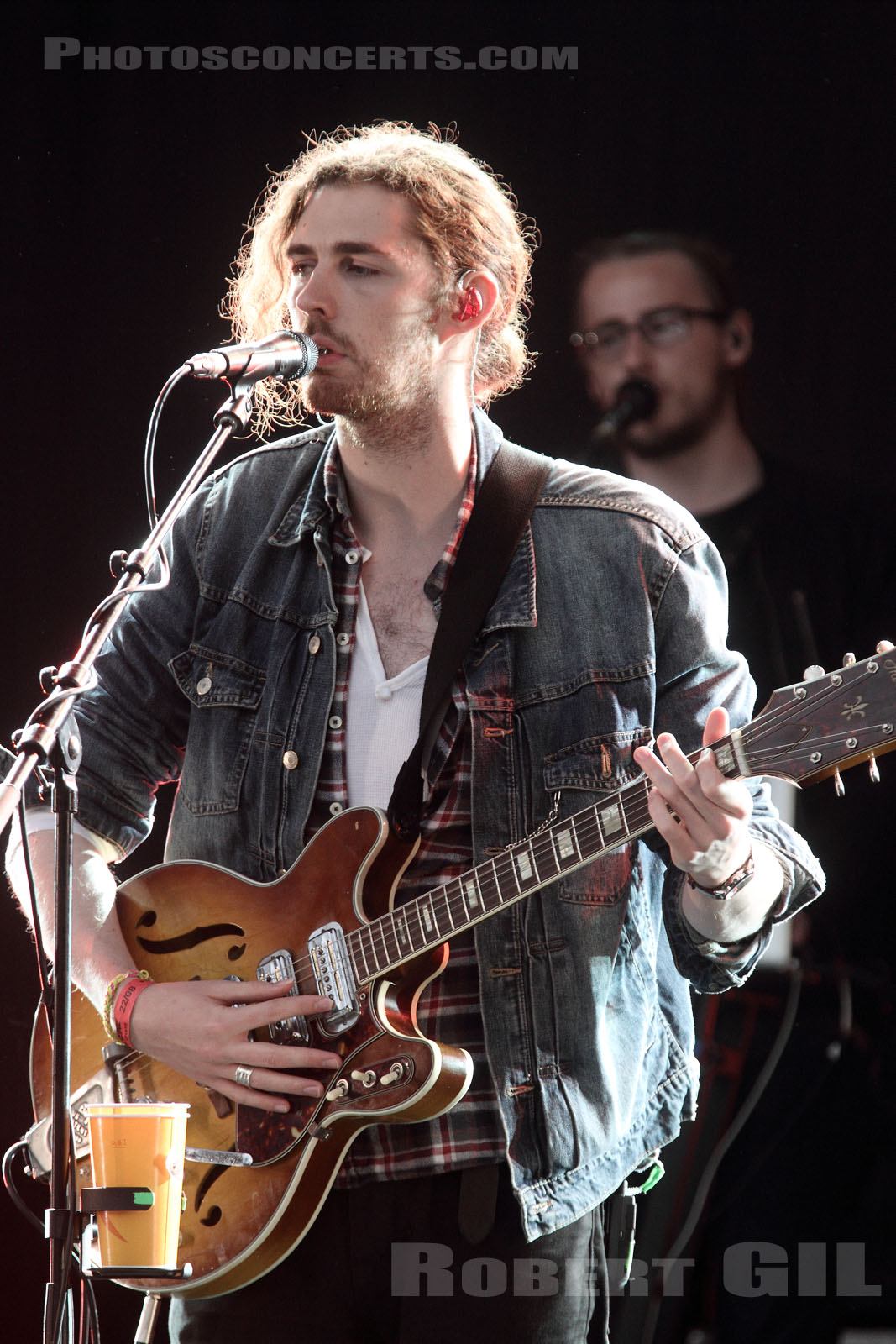 HOZIER - 2014-08-22 - SAINT CLOUD - Domaine National - Scene Pression Live