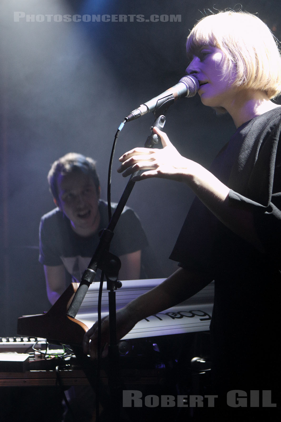 HYDROGEN SEA - 2015-10-05 - PARIS - La Fleche d'Or
