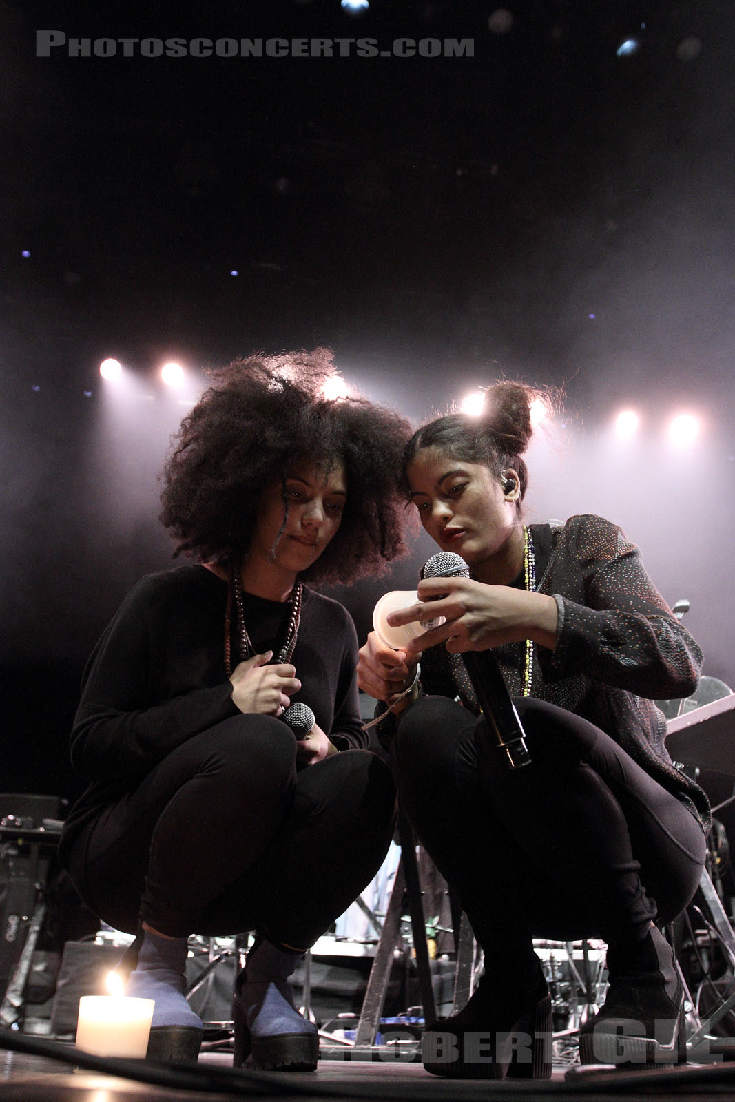 IBEYI - 2014-11-12 - PARIS - Casino de Paris