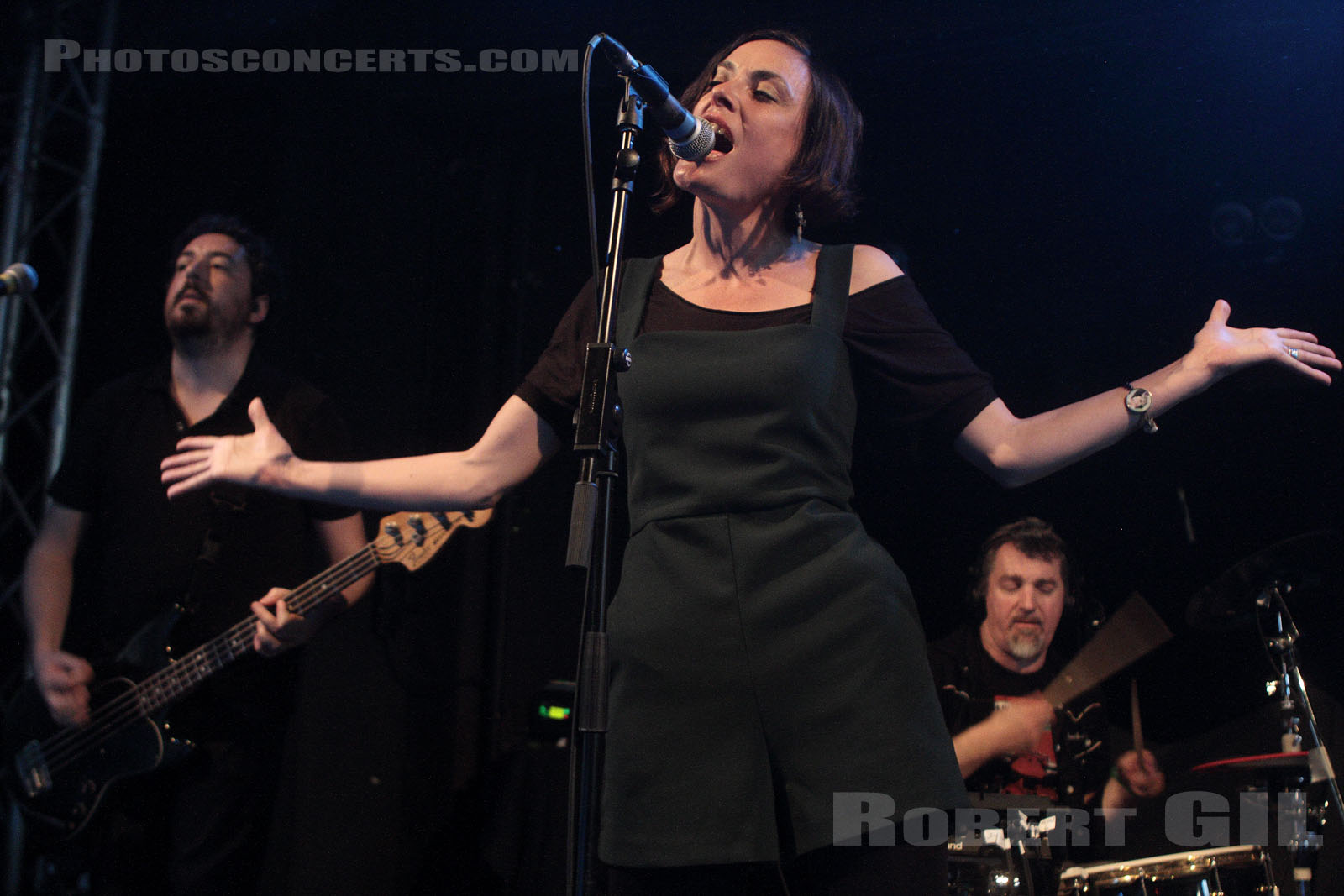 IF THE KIDS - 2015-04-25 - PARIS - La Fleche d'Or