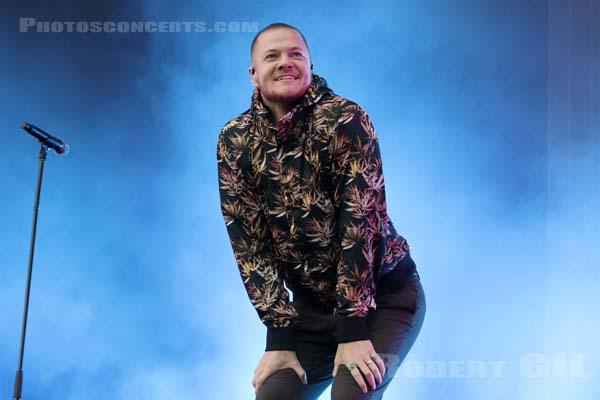 IMAGINE DRAGONS - 2017-07-22 - PARIS - Hippodrome de Longchamp - Main Stage 2