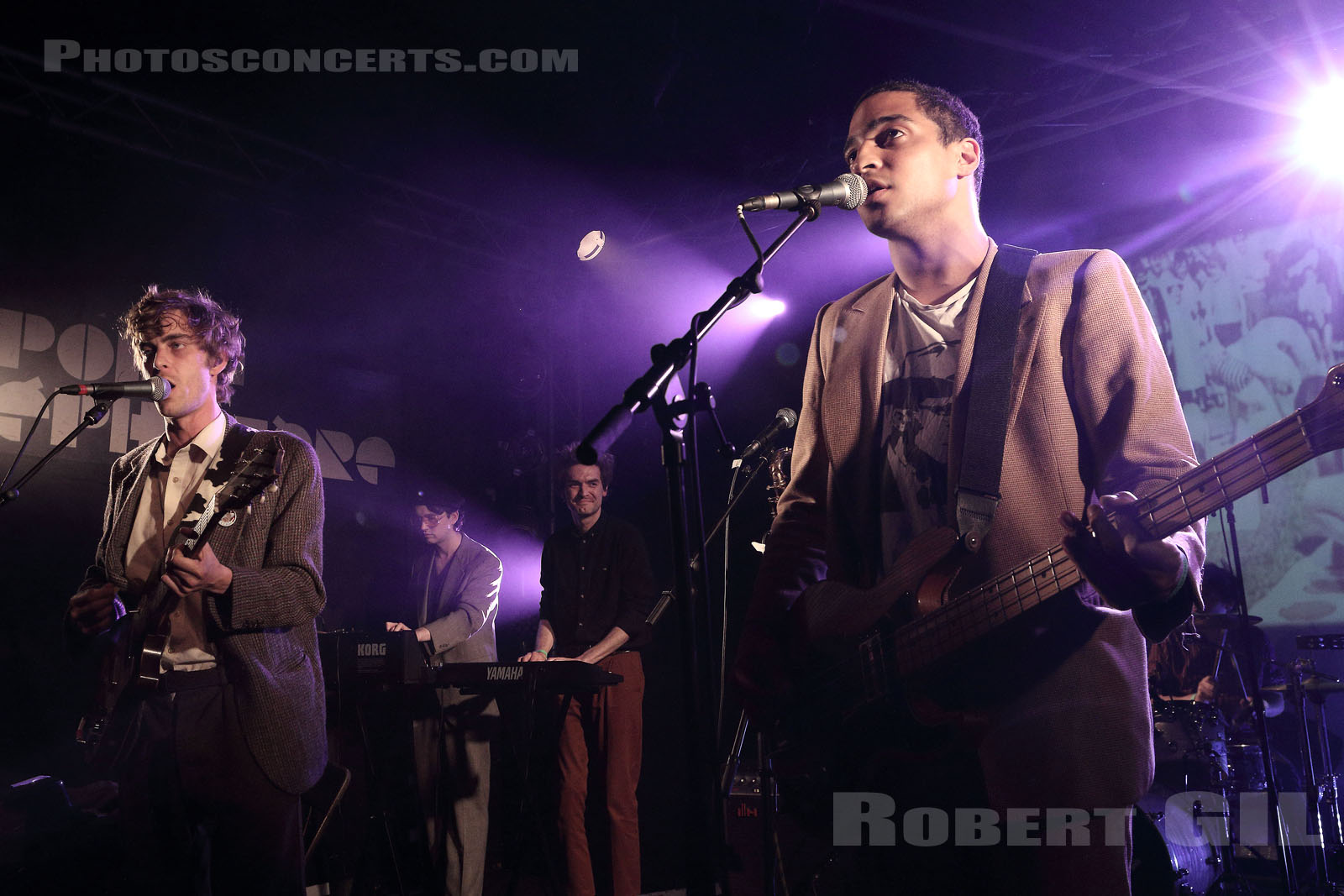 INSECURE MEN - 2018-04-25 - PARIS - Point Ephemere