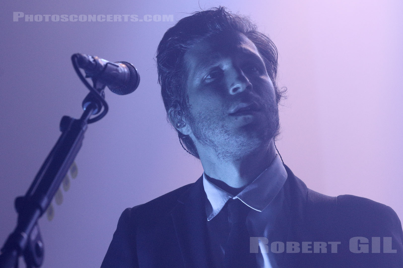 INTERPOL - 2017-09-05 - PARIS - Le Trianon