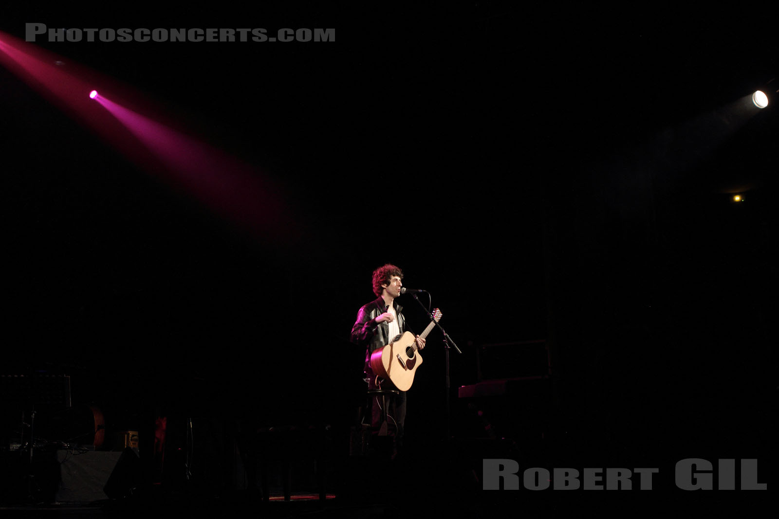 JACK DISHEL - 2012-07-05 - PARIS - Le Trianon