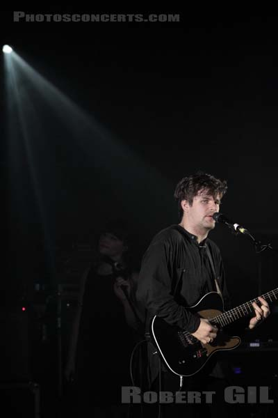 JACK PENATE - 2009-11-08 - PARIS - La Cigale
