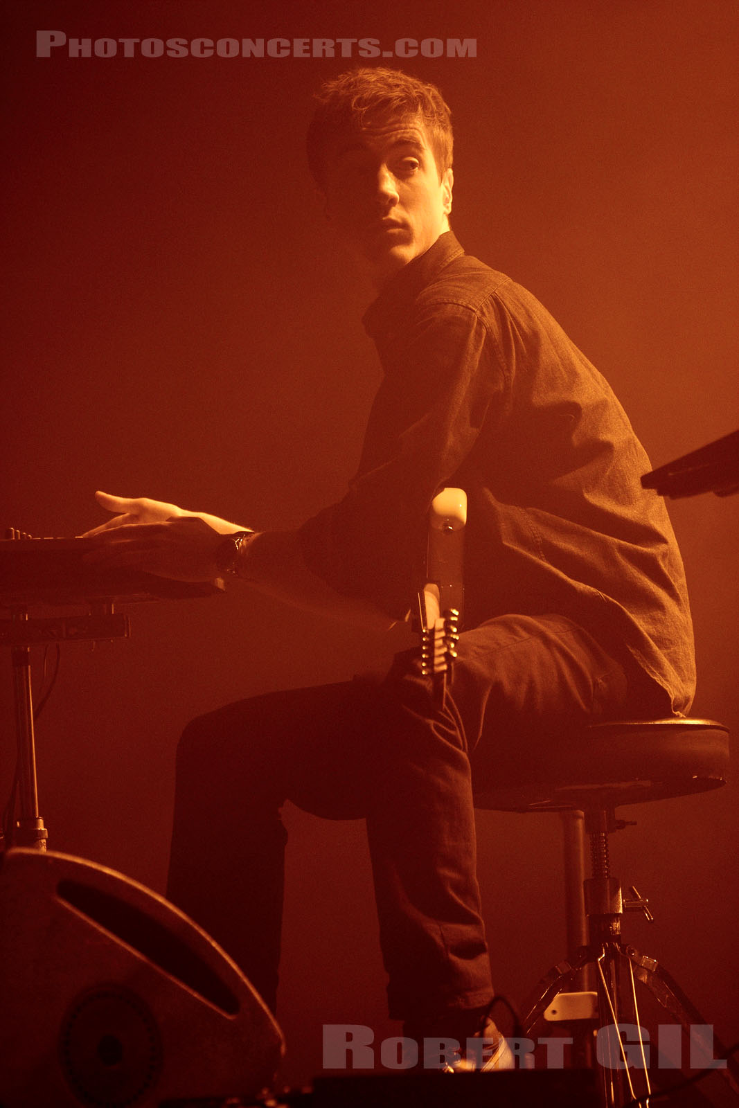 JAMES BLAKE - 2012-11-01 - PARIS - Grande Halle de La Villette