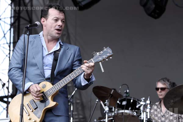 JAMES HUNTER - 2009-08-28 - SAINT CLOUD - Domaine National - Scene de la Cascade