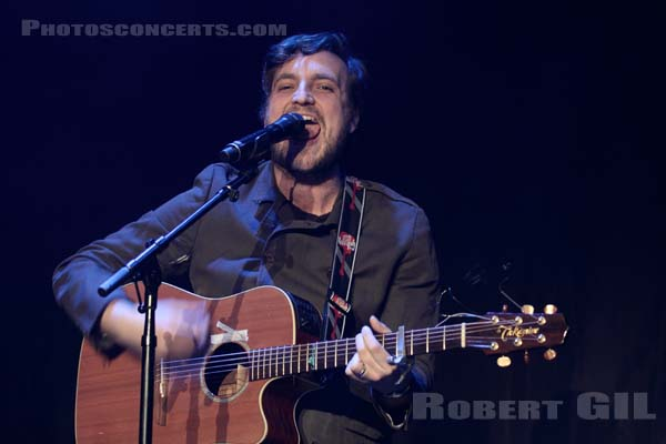 JAMES WALSH - 2014-03-06 - PARIS - Le Trianon