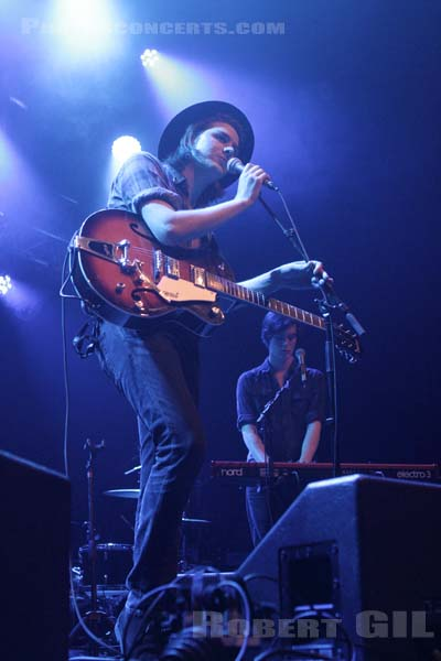 JAMIE N COMMONS - 2011-11-03 - PARIS - La Cigale