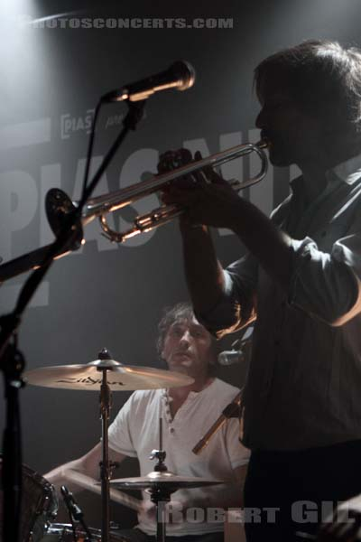 JEAN-LOUIS MURAT AND THE DELANO ORCHESTRA - 2014-09-10 - PARIS - La Maroquinerie