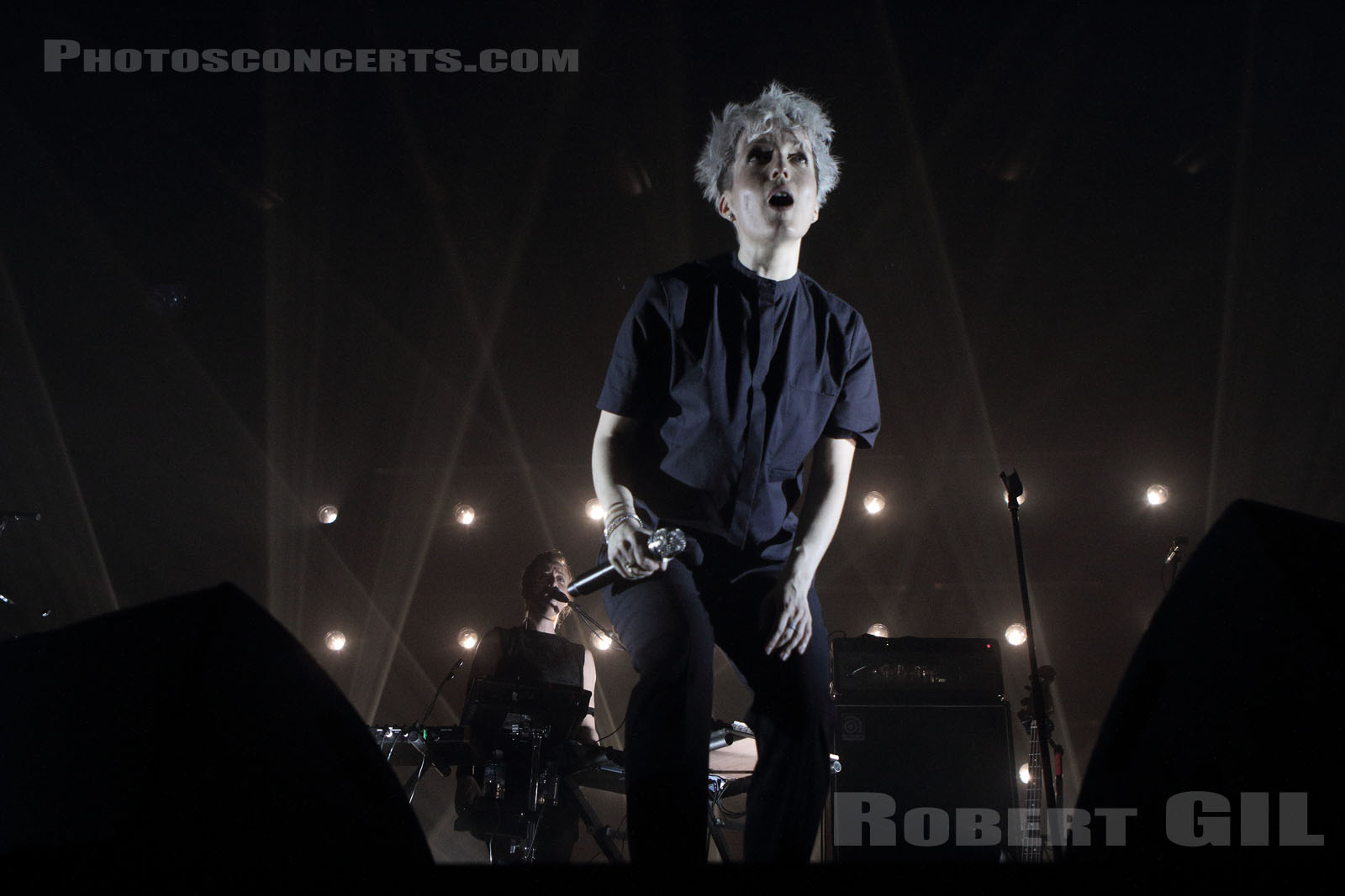 JEANNE ADDED - 2016-01-25 - PARIS - Olympia