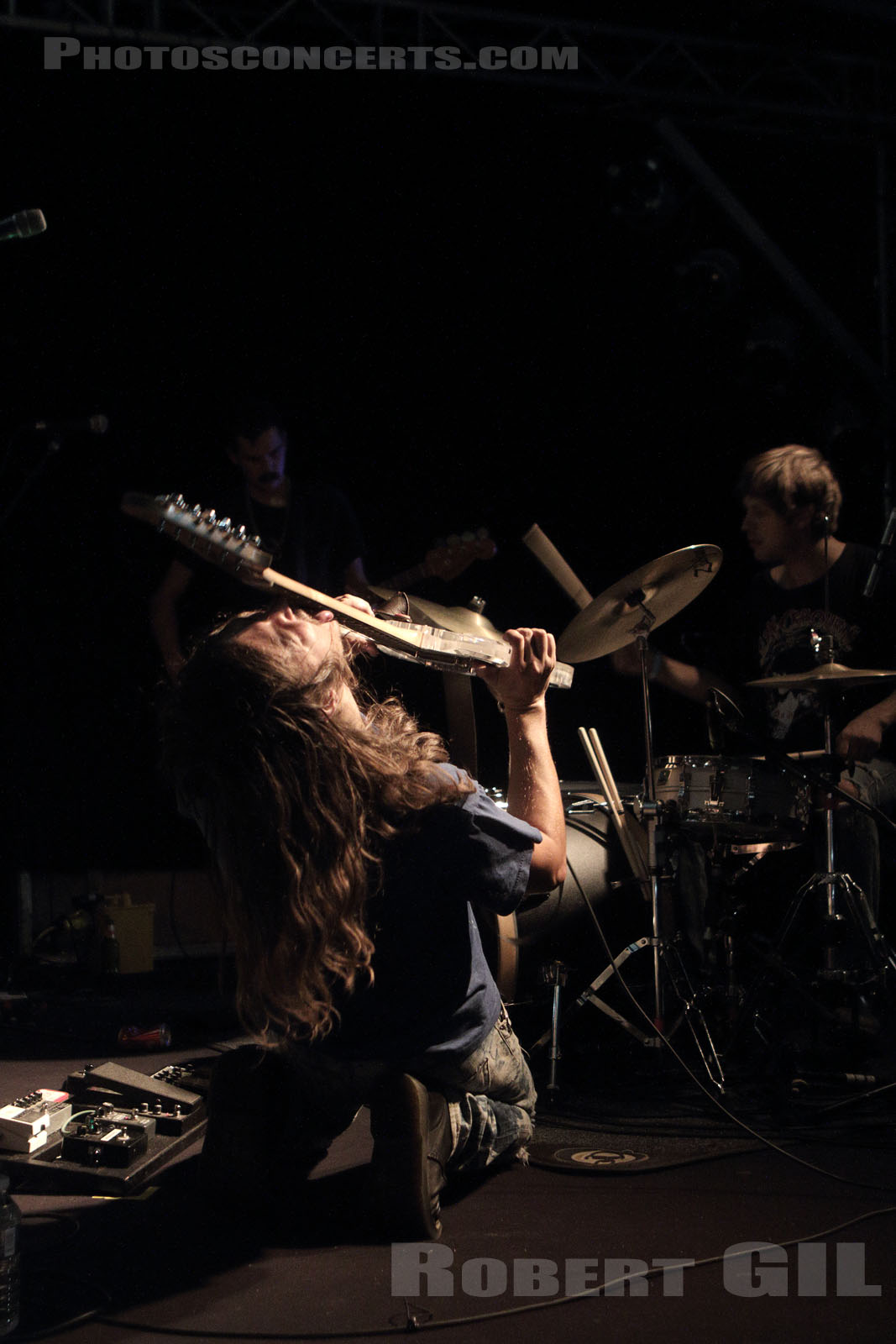 JEFF THE BROTHERHOOD - 2015-09-02 - PARIS - Point Ephemere