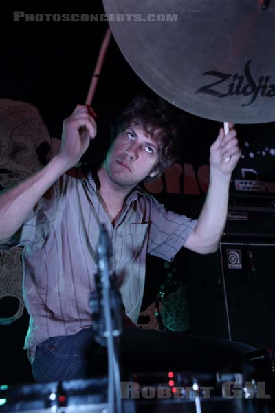 JEFF THE BROTHERHOOD - 2016-10-21 - PARIS - Espace B