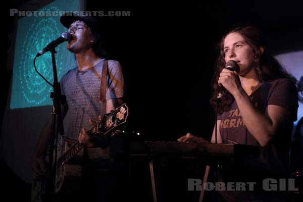 JEFFREY LEWIS AND THE RAIN - 2013-09-12 - PARIS - Espace B