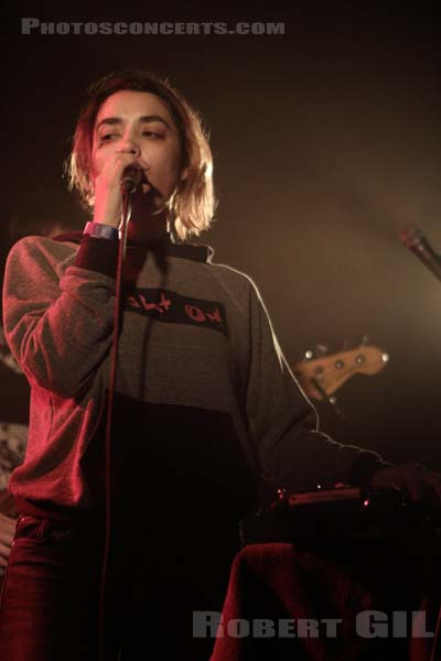 JENNYLEE - 2015-12-12 - PARIS - Point Ephemere