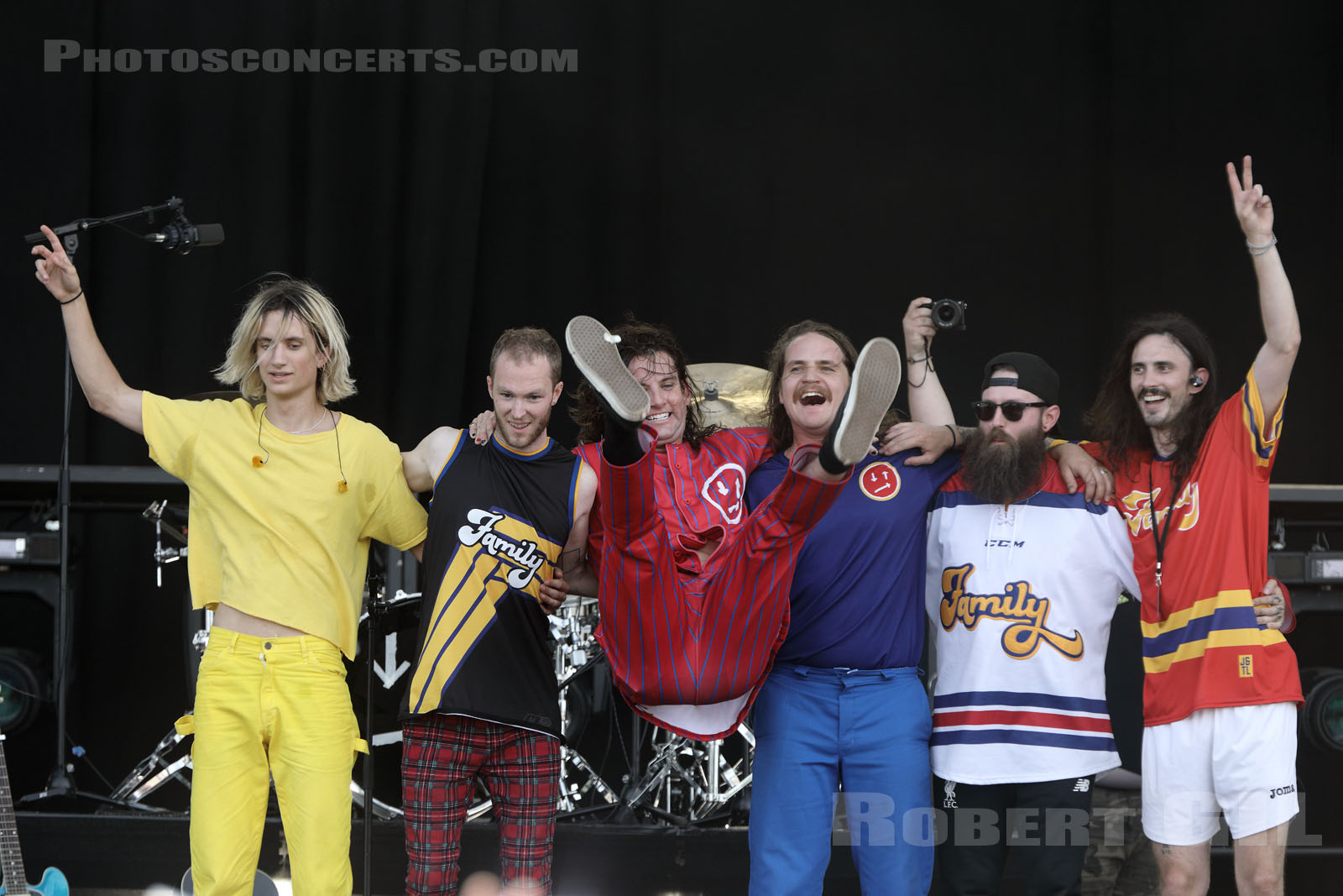 JUDAH AND THE LION - 2019-07-21 - PARIS - Hippodrome de Longchamp - Main Stage 1