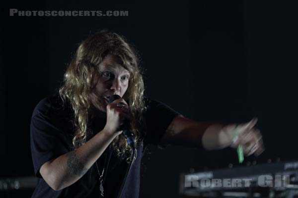 KATE TEMPEST - 2017-07-04 - PARIS - Philharmonie de Paris 2