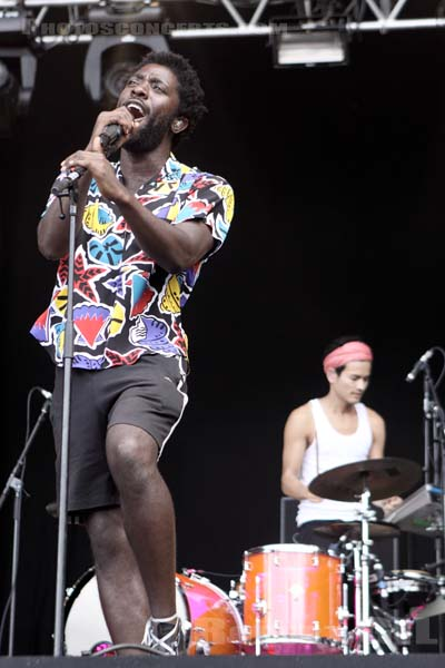 KELE OKEREKE - 2010-08-27 - SAINT CLOUD - Domaine National - Grande Scene