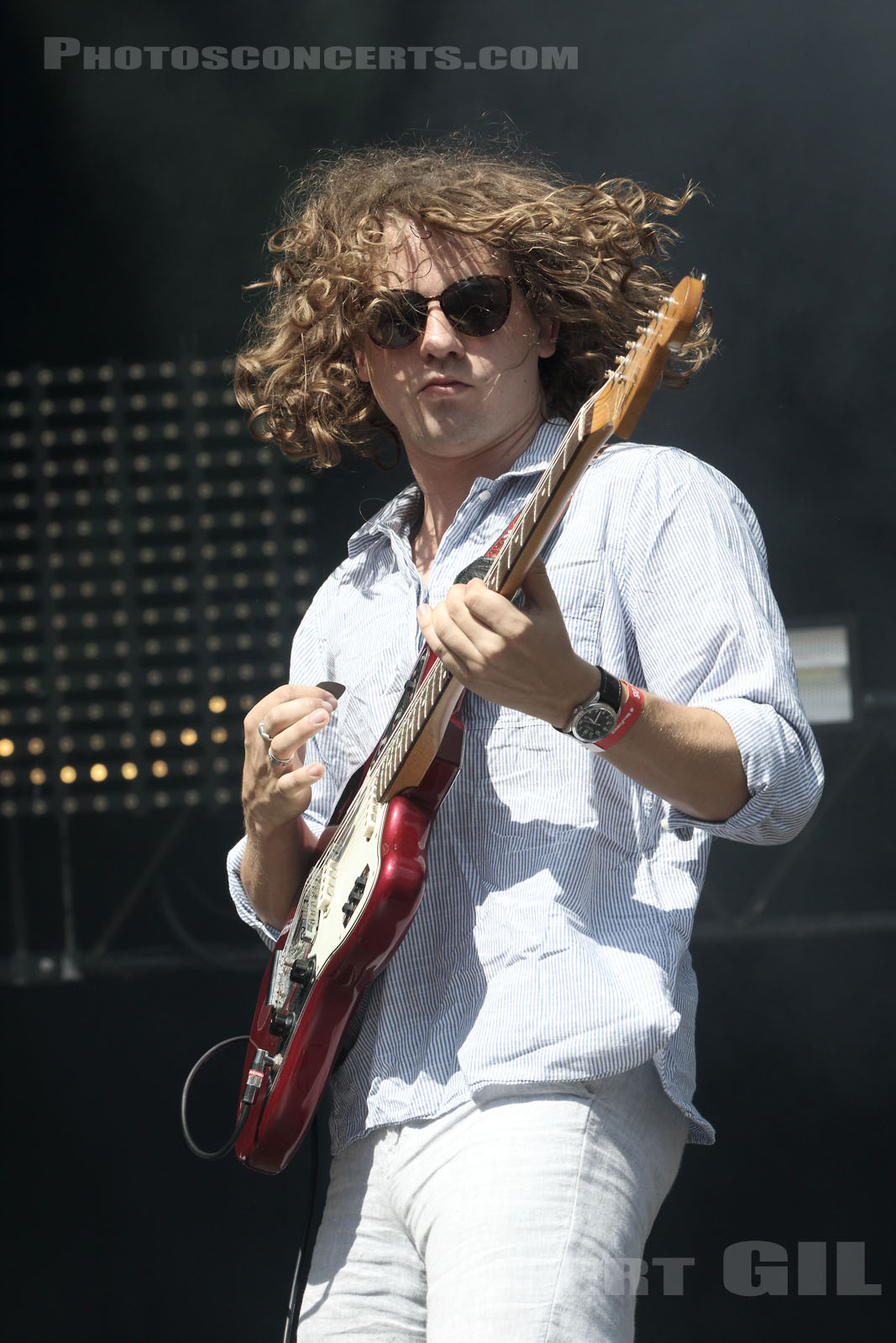 KEVIN MORBY - 2016-08-28 - SAINT CLOUD - Domaine National - Scene de la Cascade