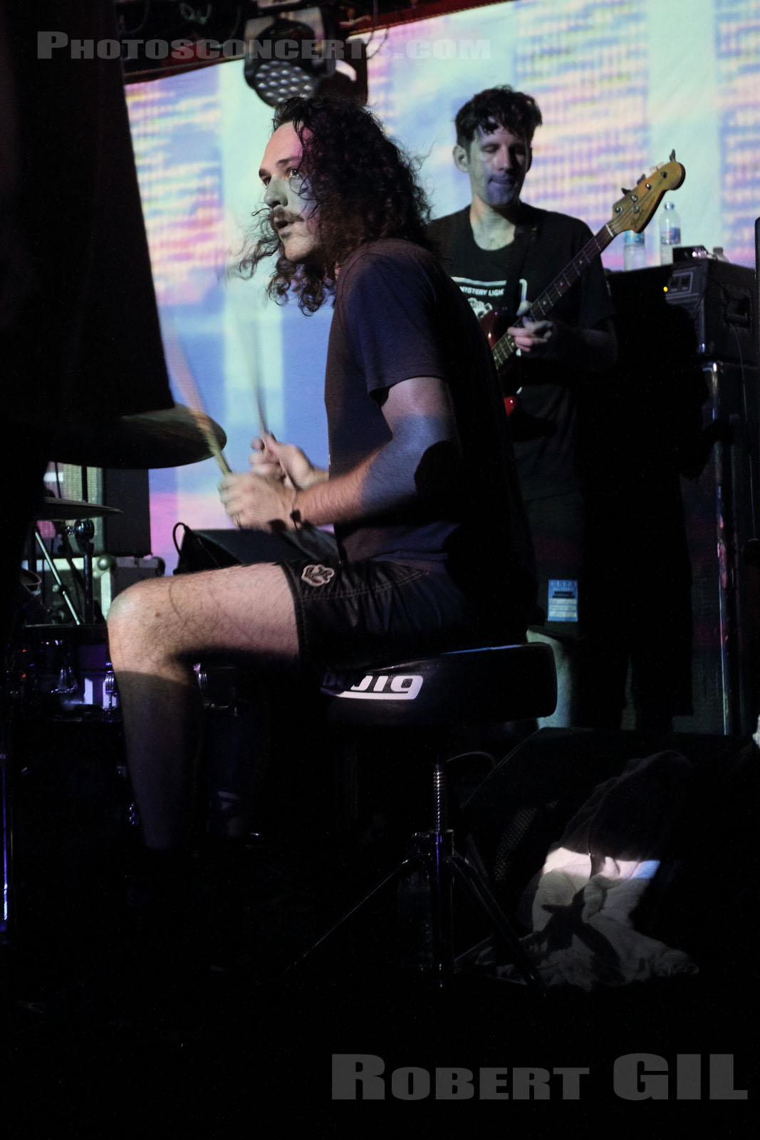 KING GIZZARD AND THE LIZARD WIZARD - 2017-06-22 - PARIS - Cabaret Sauvage