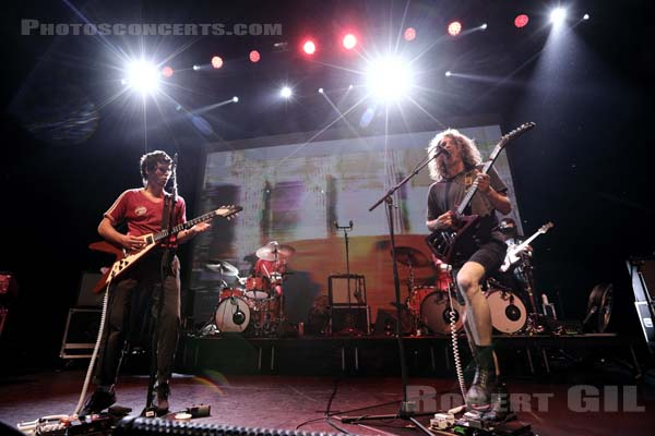 KING GIZZARD AND THE LIZARD WIZARD - 2019-10-14 - PARIS - Olympia
