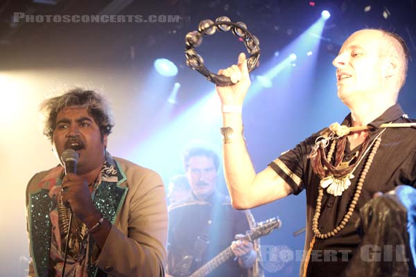 KING KHAN AND THE SHRINES - 2016-10-18 - PARIS - La Maroquinerie