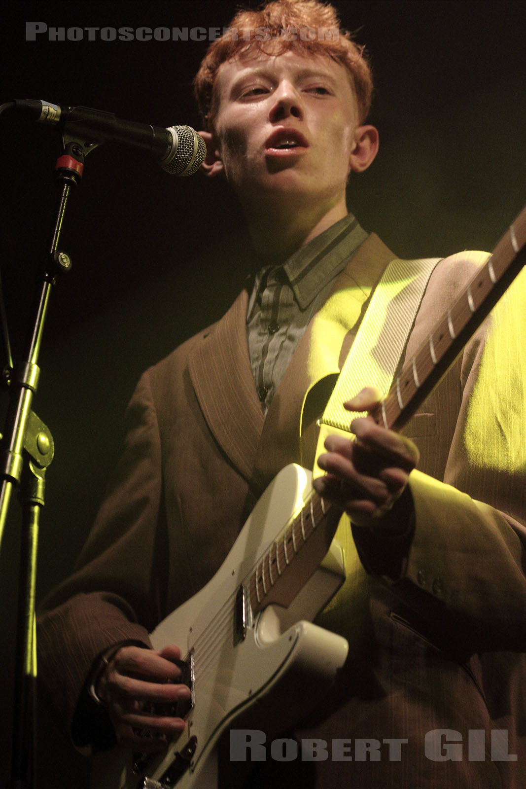 KING KRULE - 2013-10-11 - PARIS - Trabendo