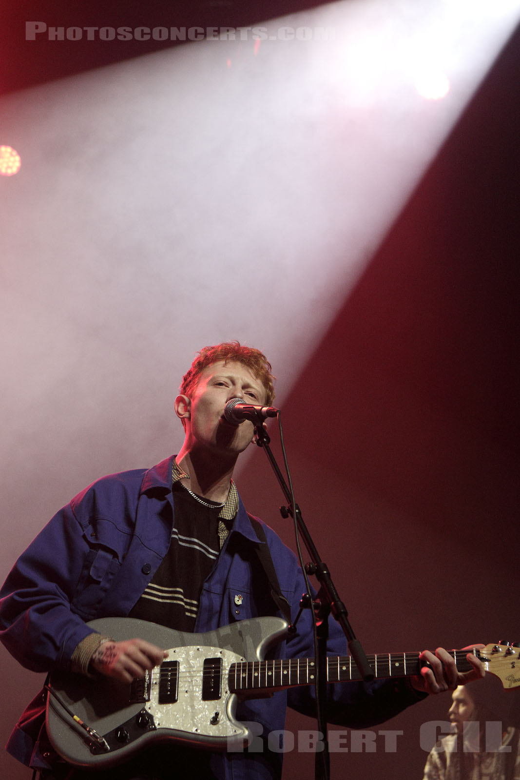 KING KRULE - 2017-11-26 - PARIS - Casino de Paris