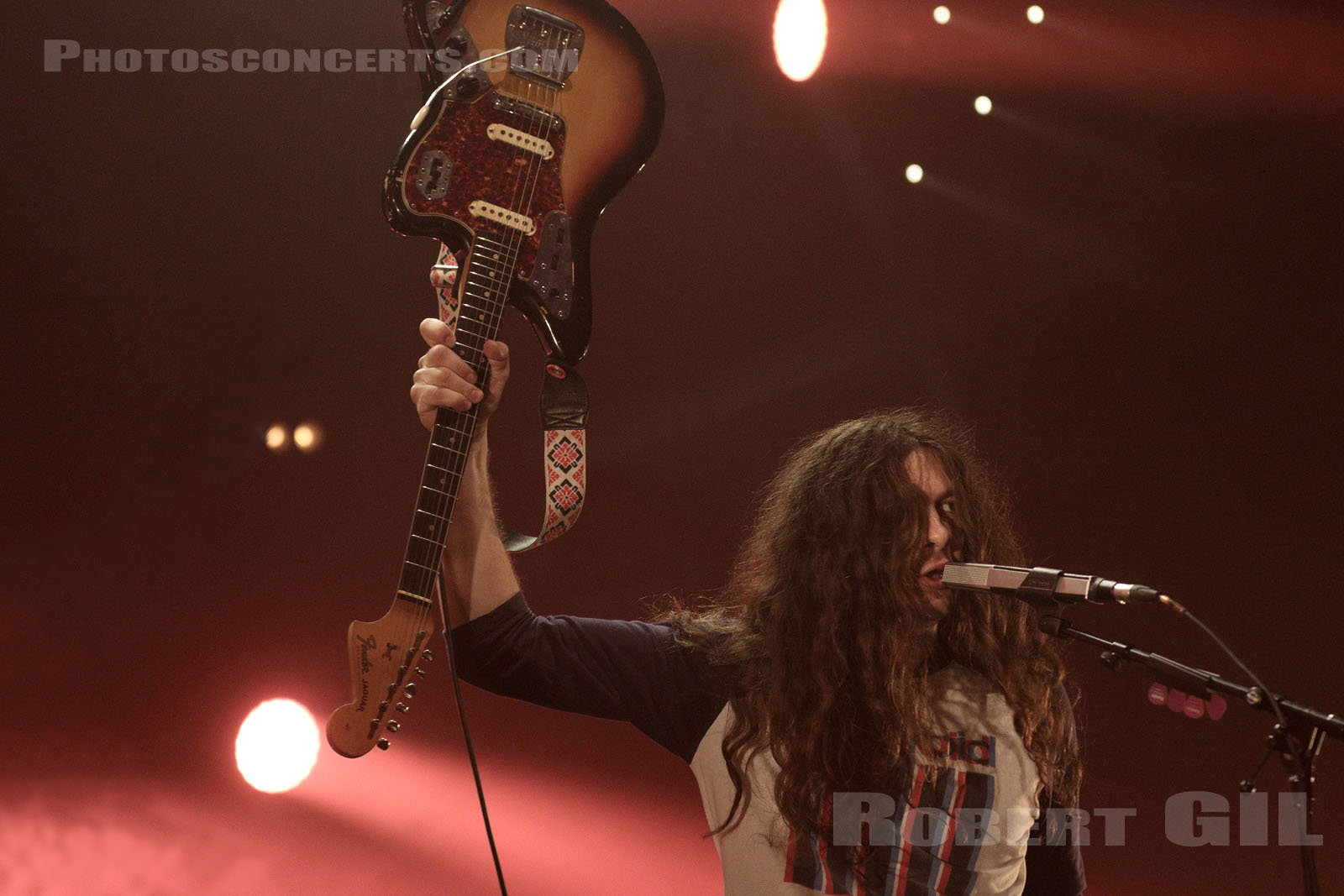 KURT VILE AND THE VIOLATORS - 2015-10-30 - PARIS - Grande Halle de La Villette