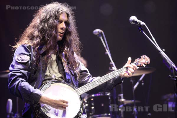 KURT VILE AND THE VIOLATORS - 2016-07-07 - PARIS - Philharmonie de Paris 2