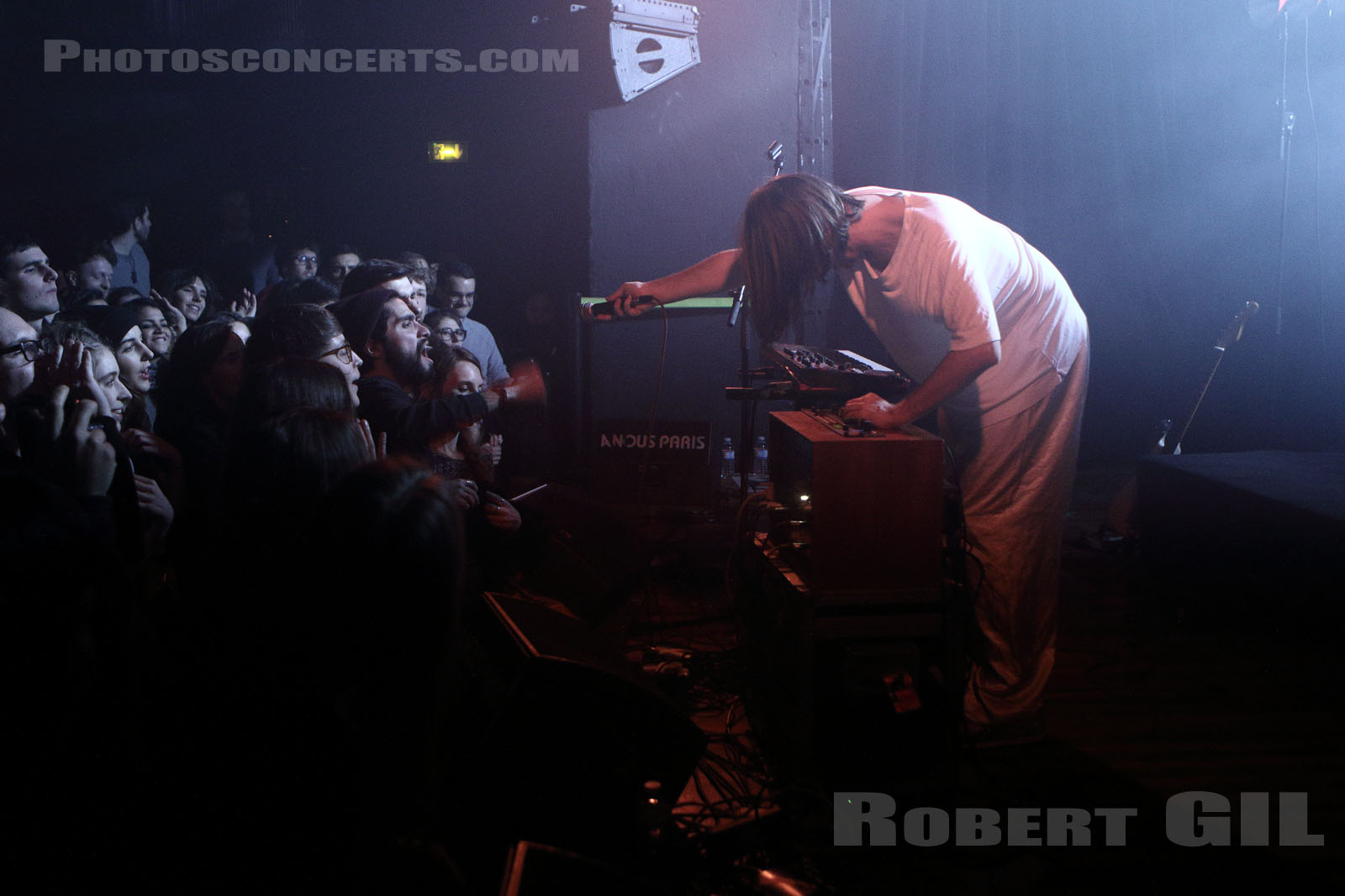 LA PRIEST - 2016-02-24 - PARIS - Badaboum