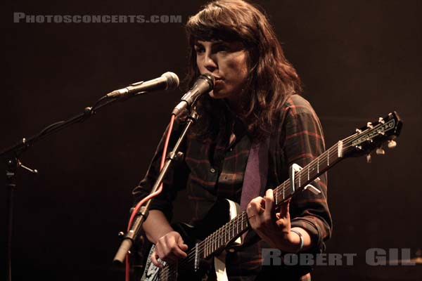 LAETITIA SHERIFF - 2012-05-14 - PARIS - Cafe de la Danse