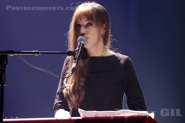 LAURA J MARTIN - 2017-02-06 - PARIS - Gaite Lyrique