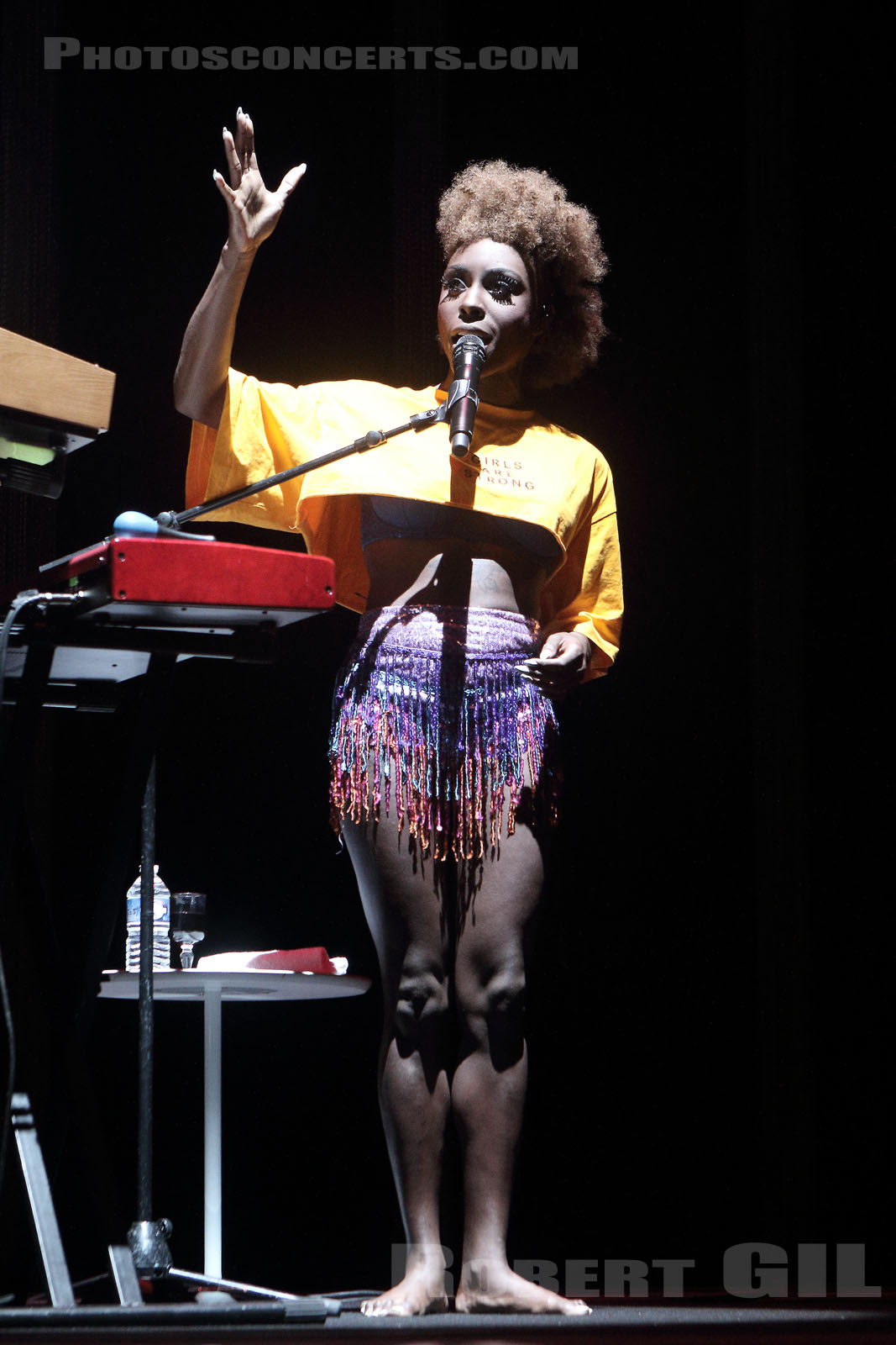 LAURA MVULA - 2018-07-03 - PARIS - Philharmonie de Paris 1