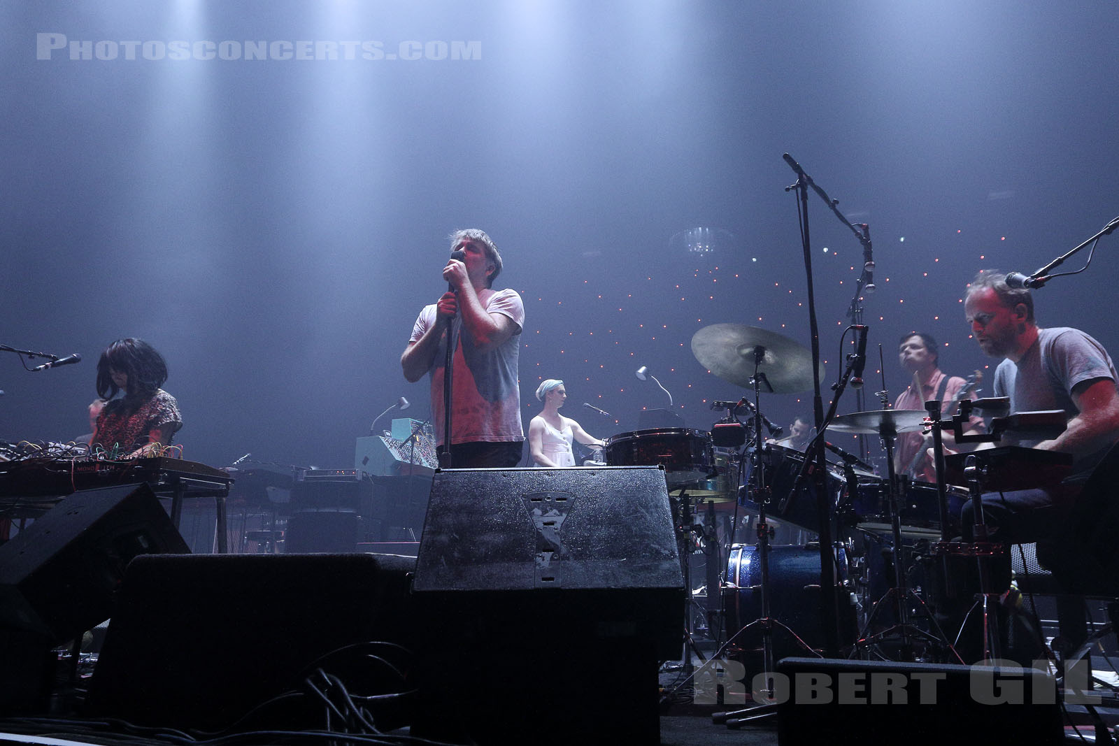 LCD SOUNDSYSTEM - 2017-09-13 - PARIS - Olympia