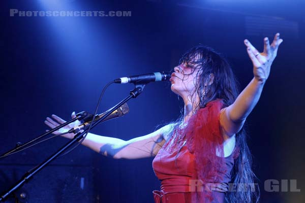 LE BUTCHERETTES - 2016-09-30 - PARIS - Le Backstage by the mill at O'Sullivans
