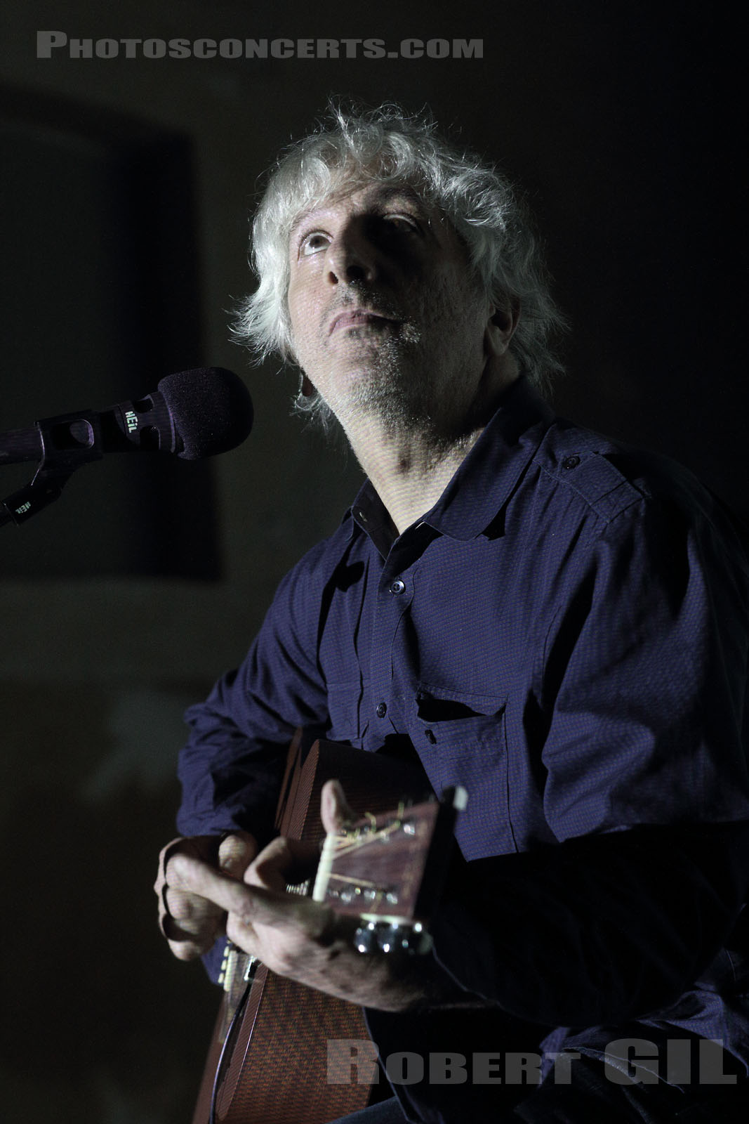 LEE RANALDO - 2016-07-09 - PARIS - CentQuatre