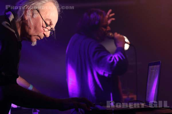 LEGENDARY PINK DOTS - 2020-02-24 - PARIS - Petit Bain